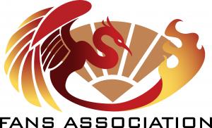 FANS Logo Transparent